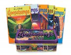 Goosebumps 25th Anniversary Retro Set