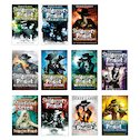 Skulduggery Pleasant Pack x 11