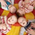 babies in a nursery