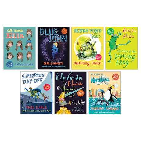 Barrington Stoke: Little Gems Ages 5-7 Pack x 7