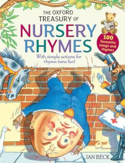 The Oxford Treasury of Nursery Rhymes x 30