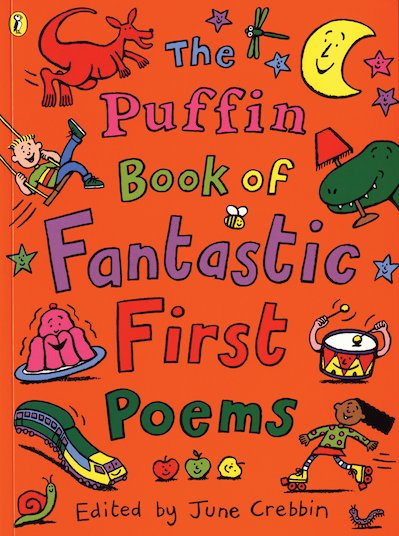 The Puffin Book of Fantastic First Poems x 6