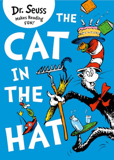The Cat in the Hat x 6