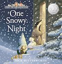 Percy the Park Keeper: One Snowy Night x 6