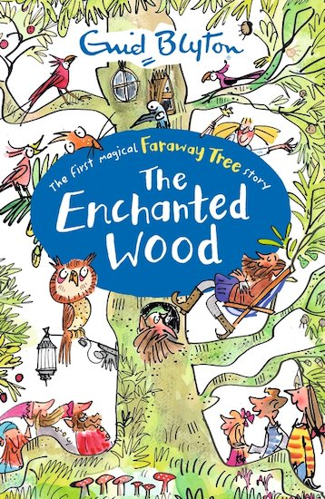 The Faraway Tree: The Enchanted Wood x 6