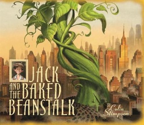 Jack and the Baked Beanstalk x 6