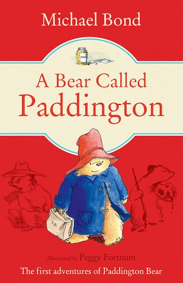 A Bear Called Paddington x 6