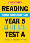Termly Assessment Tests: Year 5 Reading Tests A, B and C x 30