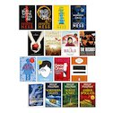 Top 100 Books for Teens Pack D x 16
