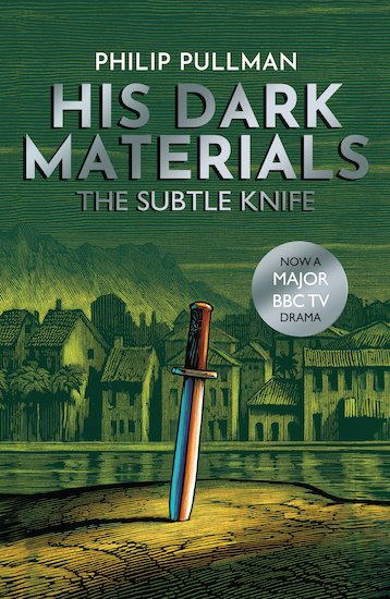 His Dark Materials #2: The Subtle Knife x 30