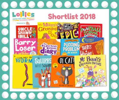 Lollies shortlist 2018