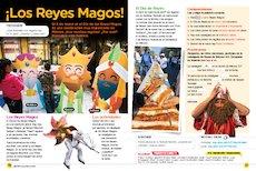 ¡Los Reyes Magos!