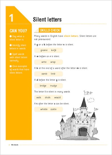 National Curriculum SATs Challenge Key Stage 2 GPS Workbook page 46