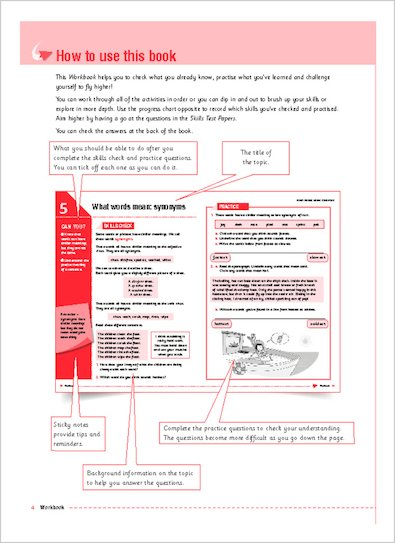 National Curriculum SATs Challenge Key Stage 2 Reading Workbook page 4