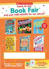 Poster - Scholastic Book Fair