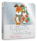 Kipper's Snowy Day (Board Book)