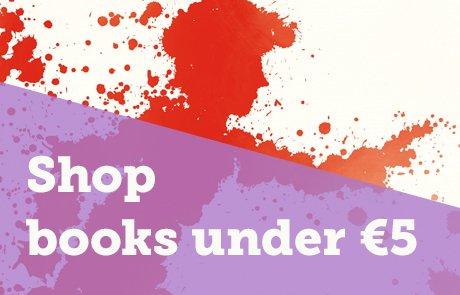 Shop books under €5