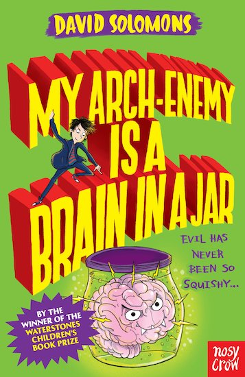 My Arch-Enemy is a Brain in a Jar