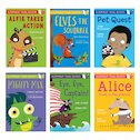 Bloomsbury Young Readers Pack x 6