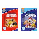 Paw Patrol: Wipe-Clean Alphabet and Numbers Pair