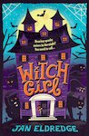 Witch Girl: the perfect spooky story for Hallowe'en