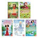 The Rescue Princesses Pack x 5