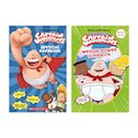 Captain Underpants: Wedgie Power Guidebook (TV Handbook) with FREE Official Movie Handbook