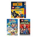 LEGO® DC Super Heroes: The Official Justice League Training Manual with 2 FREE Stories
