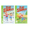 Reading Ladder: Flat Stanley Level 1 Pair