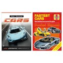 Pocket Manual: Fastest Cars with FREE Book