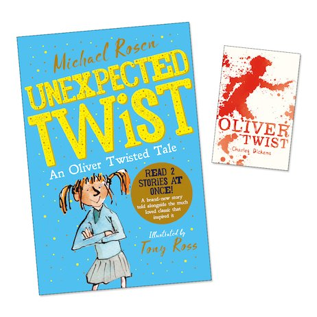 Unexpected Twist! with FREE copy of Oliver Twist