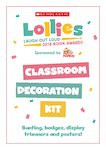 2018 Lollies Classroom Decoration Kit (5 pages)