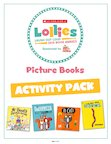 2018 Scholastic Lollies - Picture Books Activity Pack (41 pages)