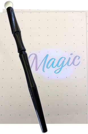 Wizarding Wand UV Torch Pen