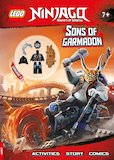 LEGO® Ninjago®: Sons of Garmadon Activity Book