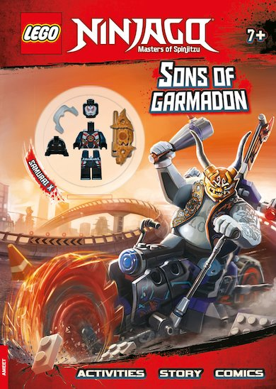 LEGO Ninjago Sons of Garmadon