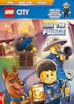 LEGO® CITY™: Join the Police Activity Book