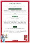 Bah! Humbug! activity sheets (2 pages)