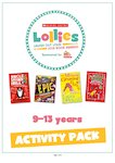 2018 Scholastic Lollies - 9-13 years Activity Pack (34 pages)
