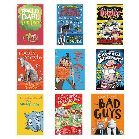 Reluctant Readers Year 4 Pack x 10