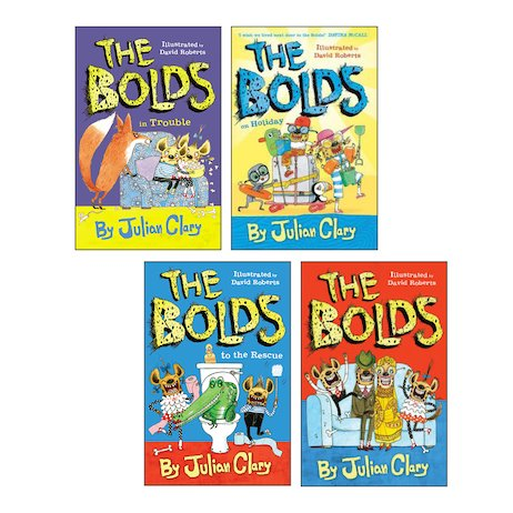 The Bolds Pack x 4