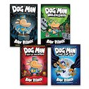 Dog Man Pack x 4