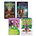 Barrington Stoke: Kaye Umansky's Fractured Fairy Tales Pack x 4