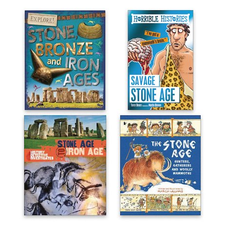 Stone Age Pack x 3