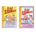 Reading Ladder: Flat Stanley Level 2 Pair (Book Band Orange)