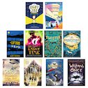 New Fiction: Ages 10-12 Pack x 10