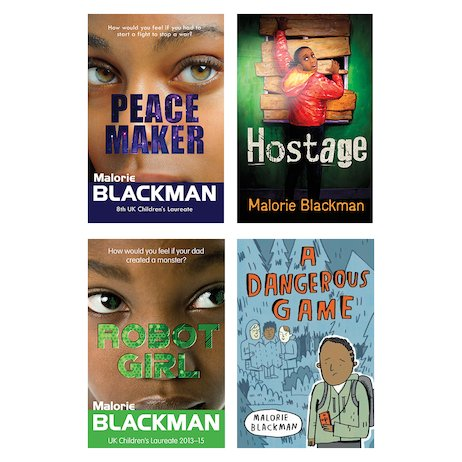 Image result for malorie blackman book covers