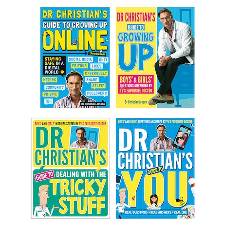 Dr Christian Pack x 4