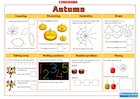 Autumn Activity Mat