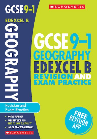 Geography Edexcel B Revision and Exam Practice Book